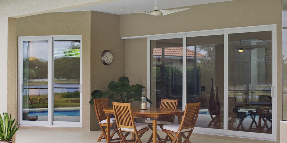 Steve 39 s windows and doors open your windows to the world for Pgt vinyl sliding glass doors